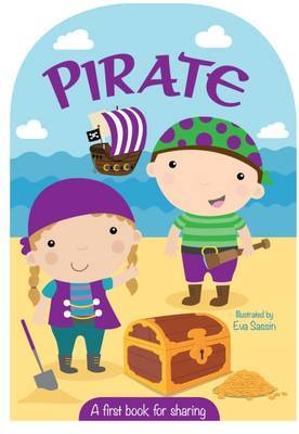 Pirates - Shaped Board Book