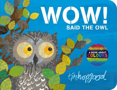 WOW! Said the Owl (Board)