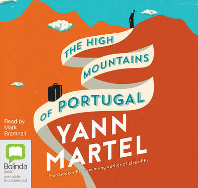 The High Mountains of Portugal: A Novel (Audio-CD; unabridged; 9 CDs)