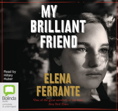 My Brilliant Friend  audio cd