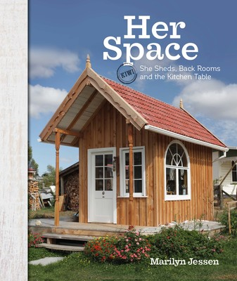 Her Space: Kiwi She Sheds, Back Rooms and the Kitchen Table