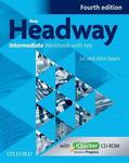New Headway Intermediate Fourth Edition - Workbook with Key + iChecker CDROM