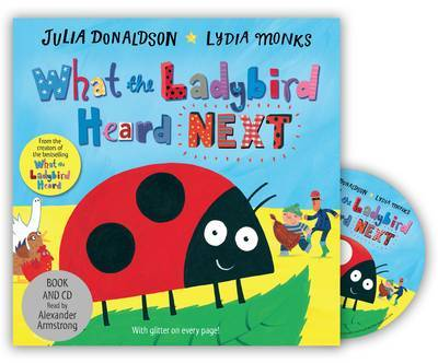 What The Ladybird Heard Next (Book + CD)
