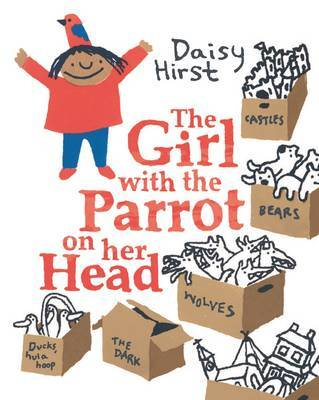 The Girl with the Parrot on Her Head