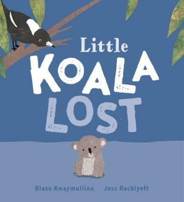Little Koala Lost (HB)