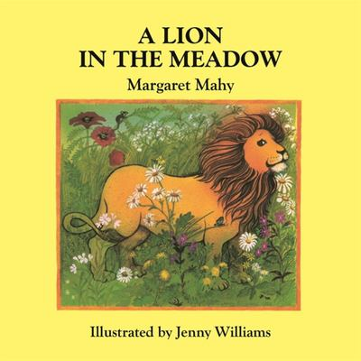 A Lion in the Meadow (PB)