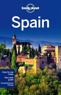 Lonely Planet Spain 10th Edition (Out of Print 11th Edition available)
