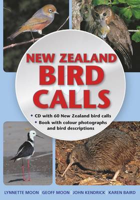 New Zealand Bird Calls (Book & CD)