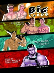 Big Loads Vol. 3 - The Class Comic Stash