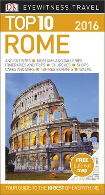 Rome Top 10 DK Travel Guide