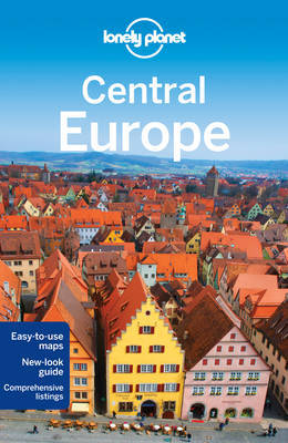 Central Europe Lonely Planet (10th ed.)