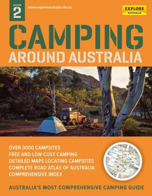 Camping Around Australia 2nd ed SPIRAL