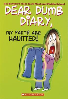 My Pants are Haunted Bk02