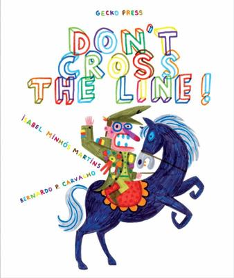 Don't Cross the Line! (HB)