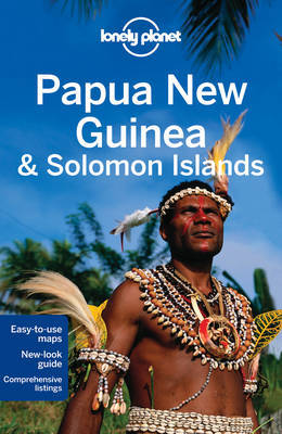 Lonely Planet Papua New Guinea and Solomon Islands 9th Ed