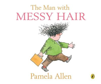 The Man With Messy Hair