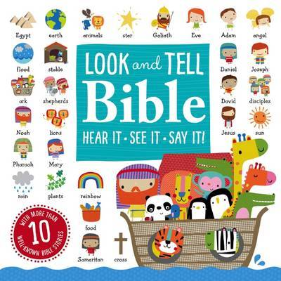 Look and Tell Bible Board