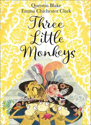 Three Little Monkeys (HB)