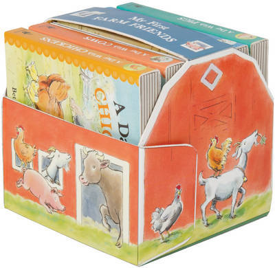 My First Farm Friends (Board Books in a Barn)