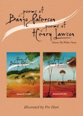 Poems of Banjo Paterson / Poems of Henry Lawson