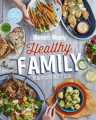 Healthy Family Favourites (AWW)