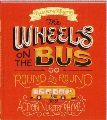 Wheels on the Bus and Other Action Nursery Rhymes