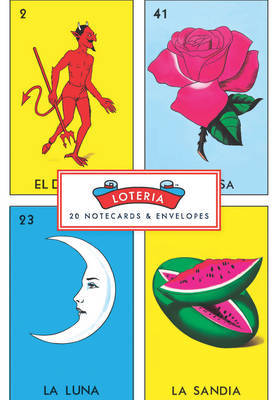 Loteria 20 Notecards