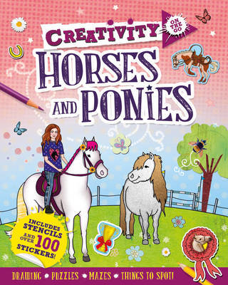 Creativity on the Go: Horses and Ponies