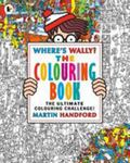 Where's Wally? The Colouring Book : The Ultimate Colouring Challenge