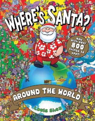 Where's Santa? Around the World (New Edition)