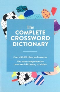 Complete Crossword Dictionary