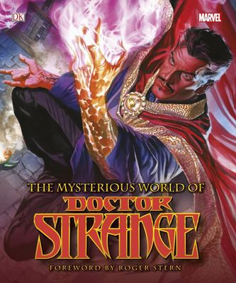 The Mysterious World of Doctor Strange (Marvel)