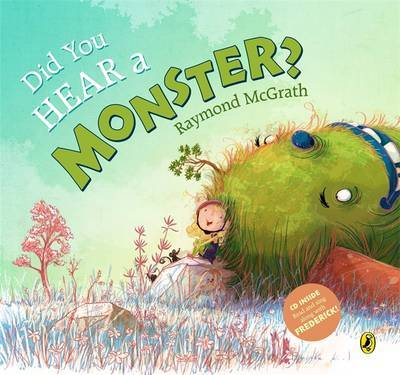 Did You Hear a Monster? (Book & CD)