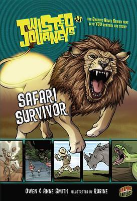 Safari Survivor (Twisted Journeys #21)