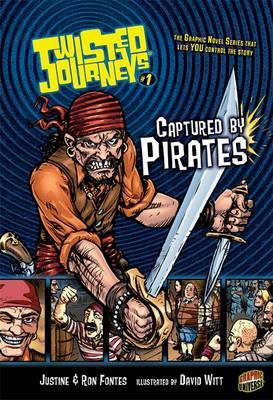 Captured by Pirates (Twisted Journeys #1)