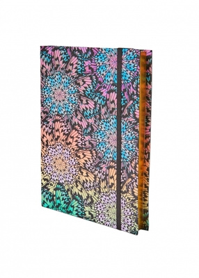 Large butterfly deluxe notebook