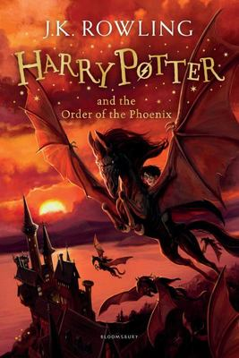 Harry Potter and the Order of the Phoenix (#5 HB)