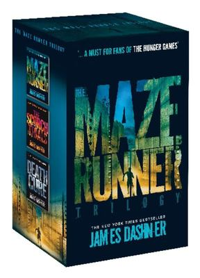 The Maze Runner Trilogy (Box Set)