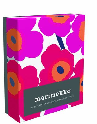 Marimekko Notes: Notecards and Envelopes