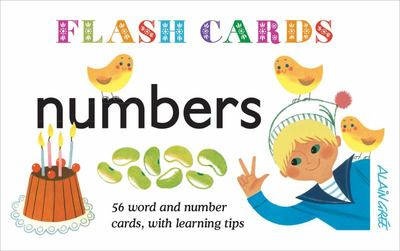 Numbers (56 Word / Number flash Cards)