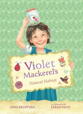 Violet Mackerel's Natural Habitat (#3 HB)