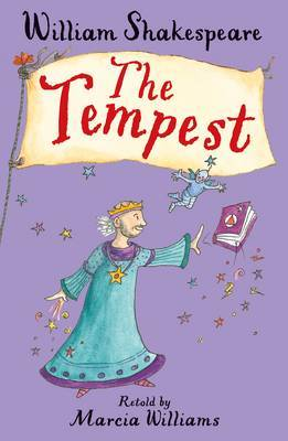 The Tempest: Retold by Marcia Williams
