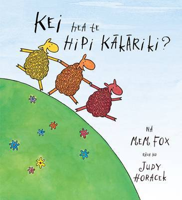 Kei hea te Hipi Kakariki? (Where is the Green Sheep Maori)
