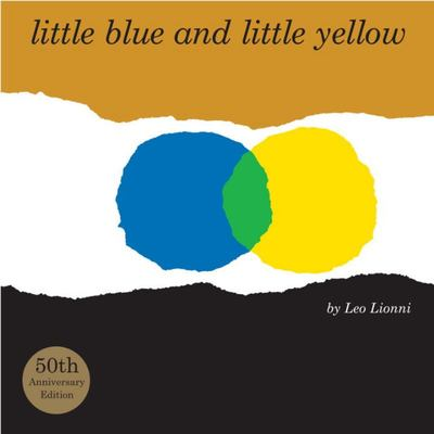 LITTLE BLUE AND LITTLE YELLOW 50th anniv