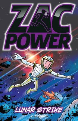 Lunar Strike (Zac Power #7)