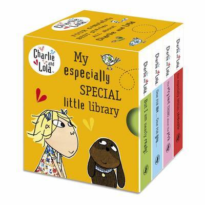 My Especially Special Little Library: Charlie and Lola