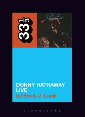 Donny Hathaway's Donny Hathaway Live 33 1/3