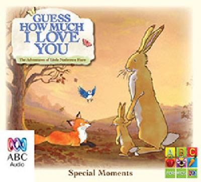 Guess How Much I Love You audio cd