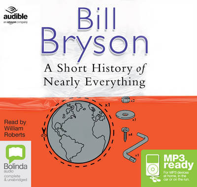 Bryson / A Short History of Nearly Everything (Audio MP3 CD)