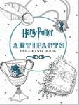 Harry Potter Artifacts Colouring Book